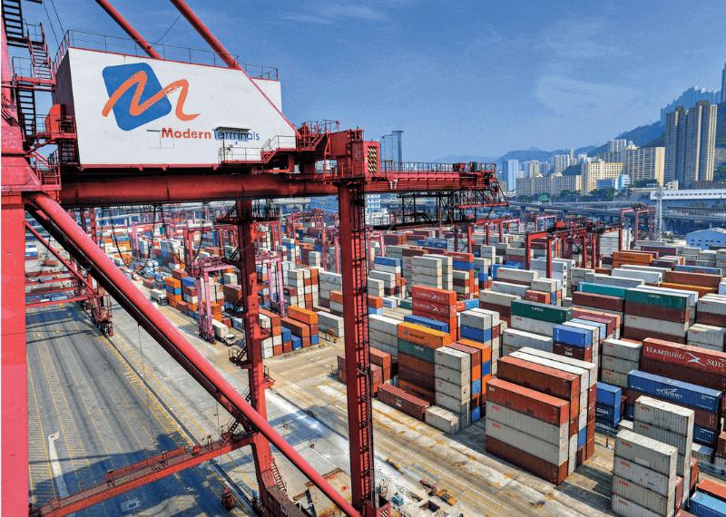 Modern Terminals Adopts Blockchain For Documents Logistics