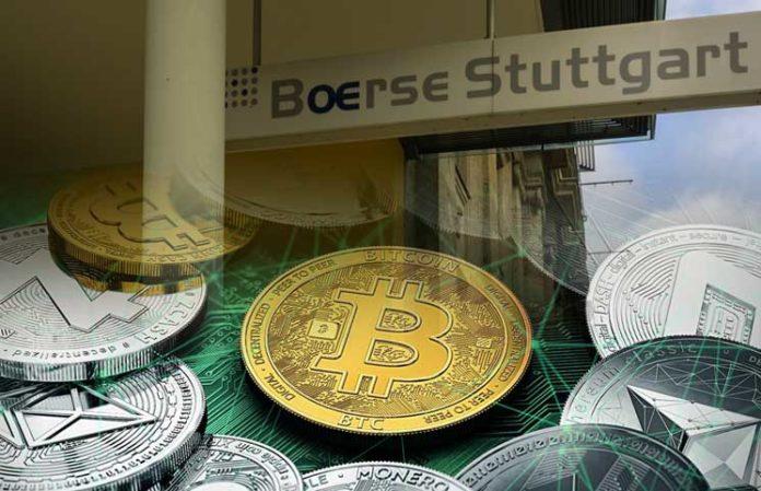 Borse Stuttgart