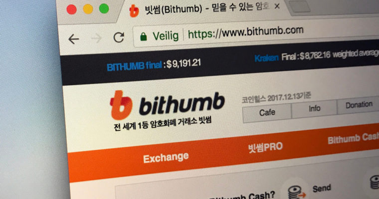 Bithumb Is The New Largest Spot Exchange