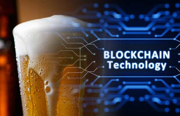 Fighting Counterfeit Booze-Using Blockchain