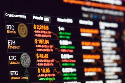 fake crypto exchange